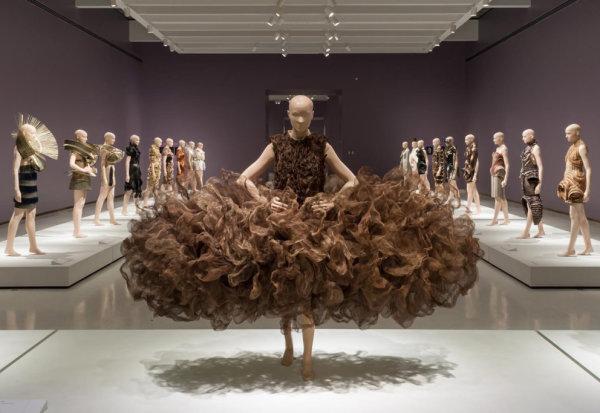 Exposicão Moda Dallas EUA Museu