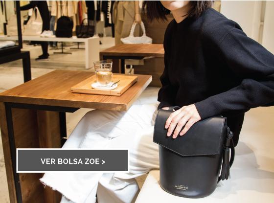 Tokyo Bolsa Zoe Escudero
