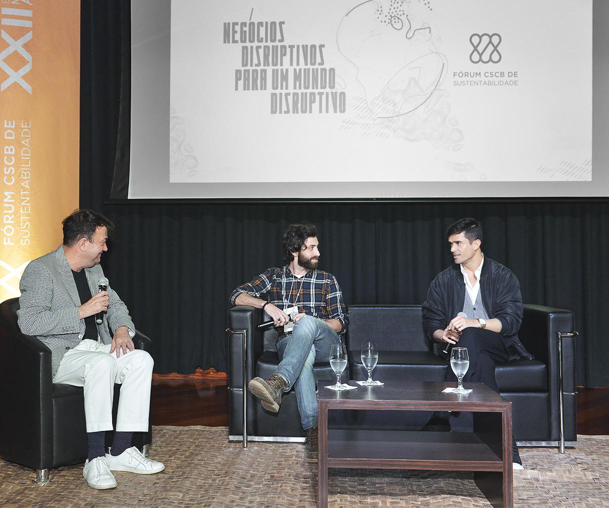 Forum Sustentabilidade CSCB