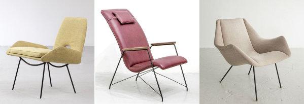 Martin eisler Carlo Hauner design anos 60 escudero