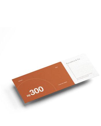 voucher 300