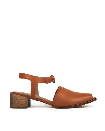 sandália greta âmbar